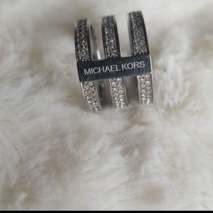 MK Michael  Kors Barrel Ring